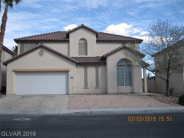 5306 Dawn Break Canyon, North Las Vegas, NV 89031 (MLS #2075449) :: Five Doors Las Vegas