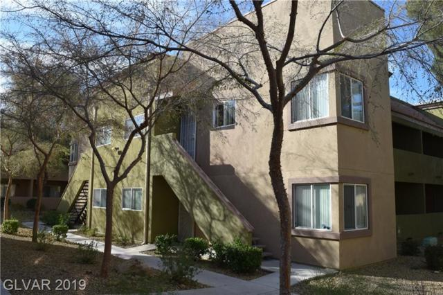 1806 Decatur #204, Las Vegas, NV 89108 (MLS #2075495) :: Trish Nash Team