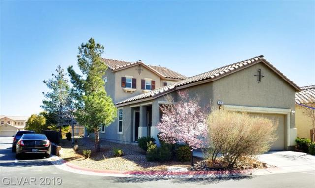 8974 Ellenbrook, Las Vegas, NV 89148 (MLS #2075584) :: Vestuto Realty Group
