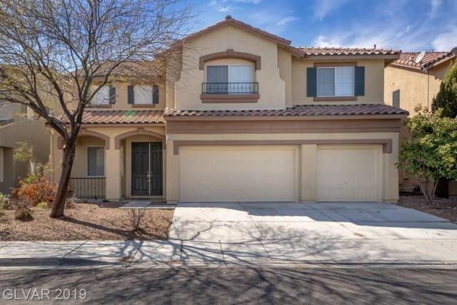 4235 Thunder Twice, Las Vegas, NV 89129 (MLS #2075598) :: Vestuto Realty Group