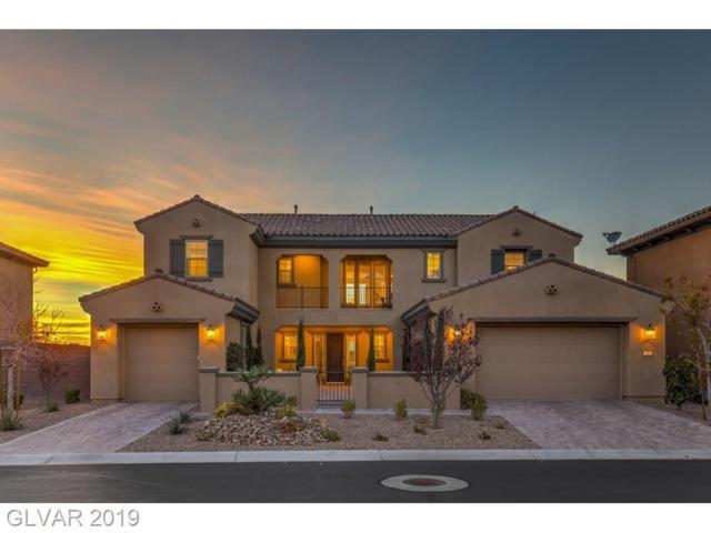 2909 Saint Roman, Henderson, NV 89044 (MLS #2075708) :: Five Doors Las Vegas