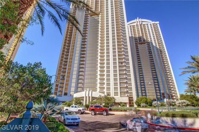 135 E Harmon #3214, Las Vegas, NV 89109 (MLS #2075726) :: Trish Nash Team