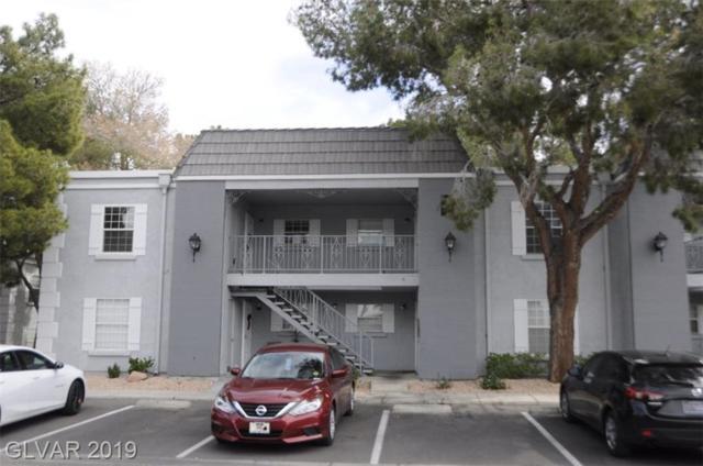 3823 S Maryland R5, Las Vegas, NV 89119 (MLS #2075775) :: Vestuto Realty Group
