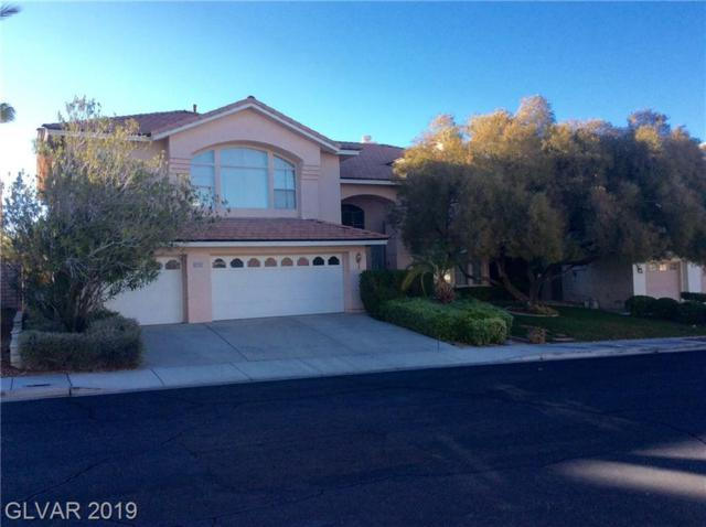 2492 E Ram Crossing, Henderson, NV 89074 (MLS #2075798) :: The Snyder Group at Keller Williams Marketplace One