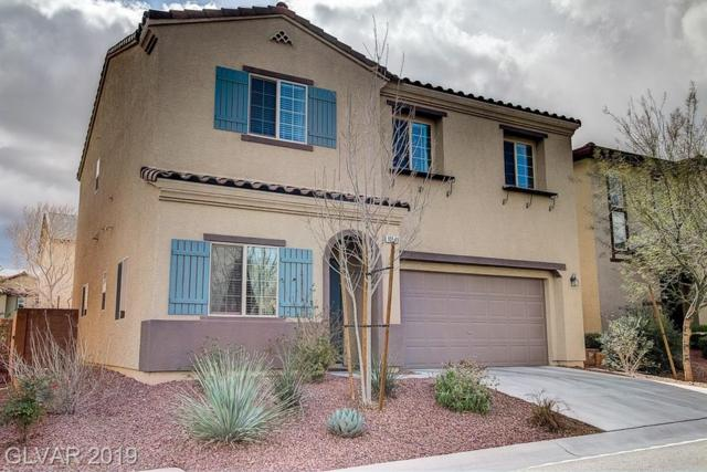 10549 Thor Mountain, Las Vegas, NV 89166 (MLS #2075820) :: The Snyder Group at Keller Williams Marketplace One