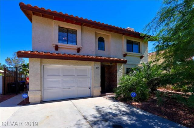 130 Almendio, Henderson, NV 89074 (MLS #2075847) :: Vestuto Realty Group