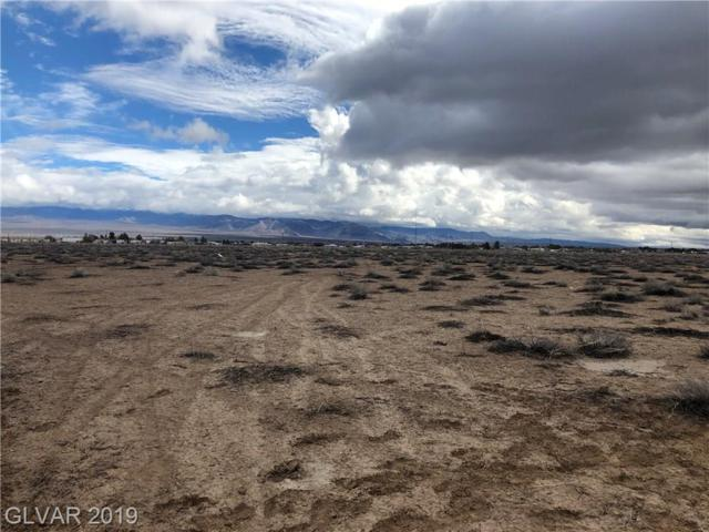 1711 W Nevada, Pahrump, NV 89048 (MLS #2075924) :: Trish Nash Team