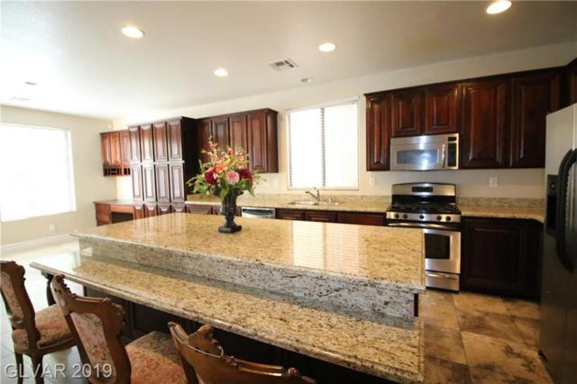 233 Via Di Citta, Henderson, NV 89011 (MLS #2076063) :: The Snyder Group at Keller Williams Marketplace One