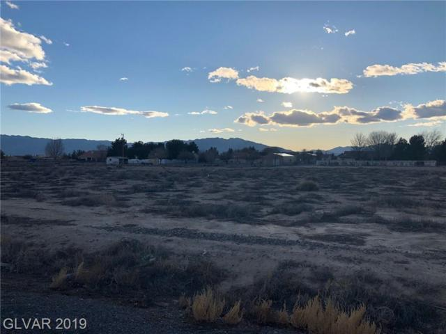 3550 S Twilight, Pahrump, NV 89048 (MLS #2076099) :: Trish Nash Team