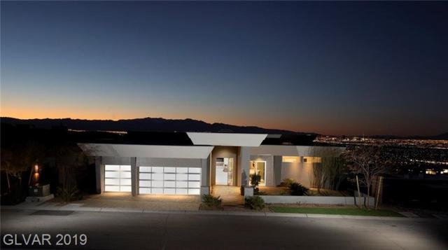 665 Tranquil Rim, Henderson, NV 89012 (MLS #2076114) :: The Snyder Group at Keller Williams Marketplace One
