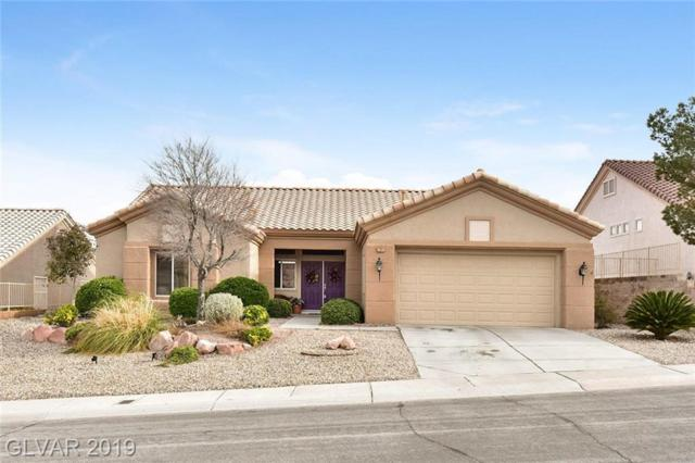 2820 Faiss, Las Vegas, NV 89134 (MLS #2076146) :: The Snyder Group at Keller Williams Marketplace One