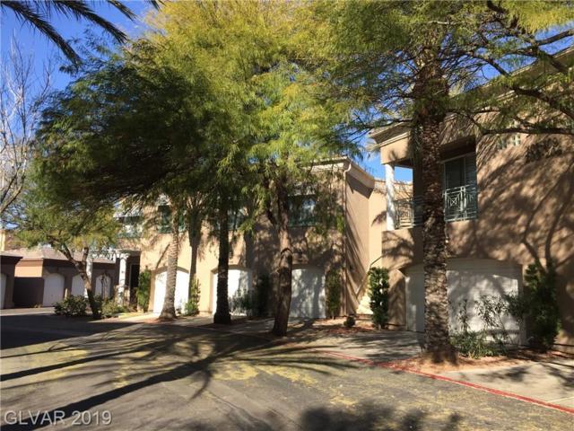 9420 San Laguna #105, Las Vegas, NV 89134 (MLS #2076165) :: Vestuto Realty Group