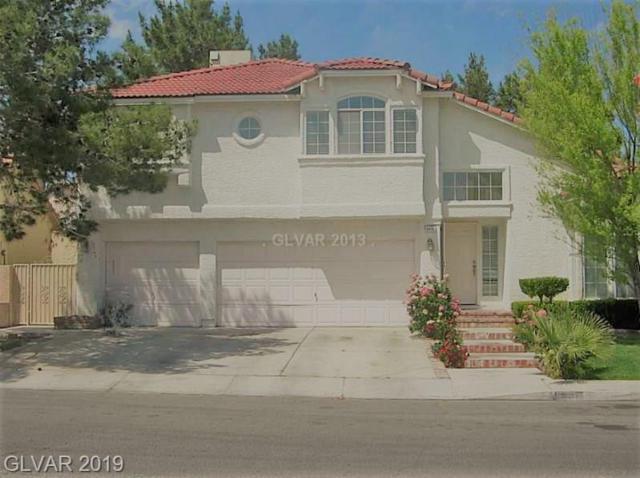 6436 Crystal Dew, Las Vegas, NV 89118 (MLS #2076223) :: The Snyder Group at Keller Williams Marketplace One