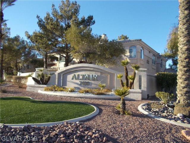7400 Flamingo #2097, Las Vegas, NV 89147 (MLS #2076291) :: Vestuto Realty Group