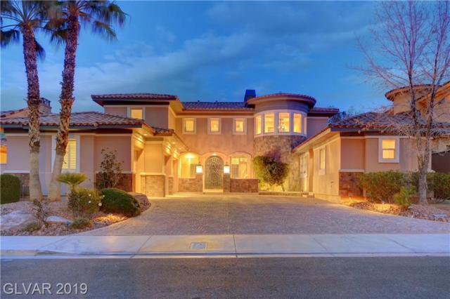 20 Grand Miramar, Henderson, NV 89011 (MLS #2076326) :: Trish Nash Team