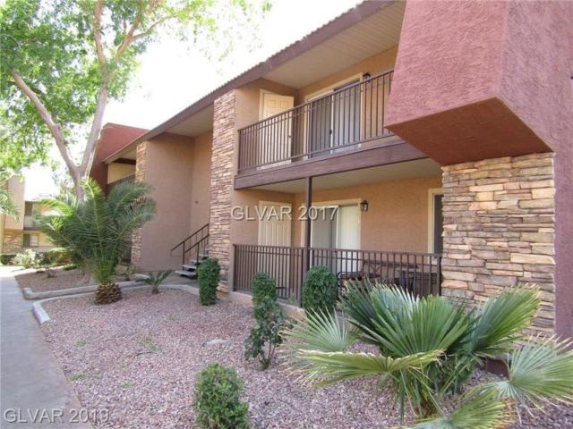 5026 River Glen #157, Las Vegas, NV 89103 (MLS #2076372) :: Vestuto Realty Group