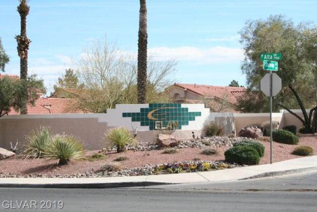 713 Harvest Run #104, Las Vegas, NV 89145 (MLS #2076463) :: Vestuto Realty Group