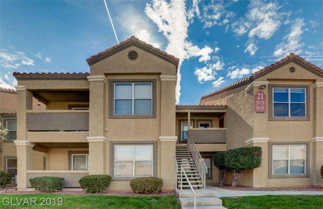 2300 E Silverado Ranch #2109, Las Vegas, NV 89123 (MLS #2076517) :: Trish Nash Team