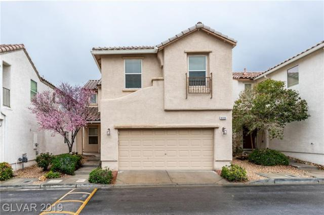 8339 Fort Hallock, Las Vegas, NV 89131 (MLS #2076559) :: Vestuto Realty Group