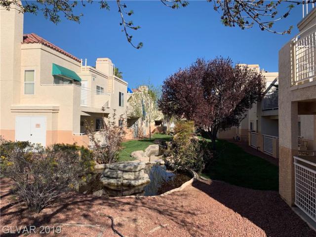 5000 Red Rock #219, Las Vegas, NV 89118 (MLS #2076590) :: Trish Nash Team