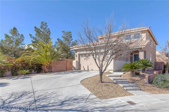 301 Winery Ridge, Las Vegas, NV 89144 (MLS #2076777) :: Vestuto Realty Group