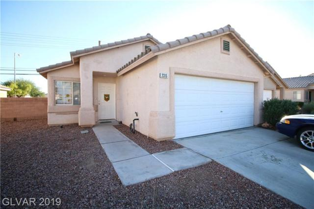 2315 Little Italy, North Las Vegas, NV 89031 (MLS #2076800) :: Vestuto Realty Group