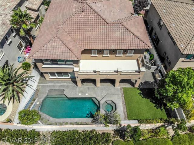 925 Las Palomas, Las Vegas, NV 89138 (MLS #2076845) :: Vestuto Realty Group