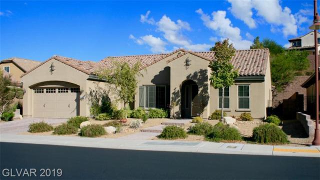 2888 Grande Arch, Henderson, NV 89044 (MLS #2076849) :: Five Doors Las Vegas
