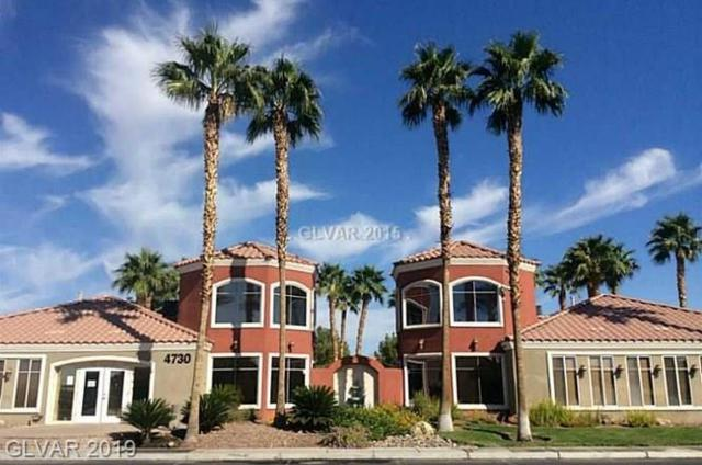 4730 Craig #2073, Las Vegas, NV 89115 (MLS #2076850) :: The Snyder Group at Keller Williams Marketplace One