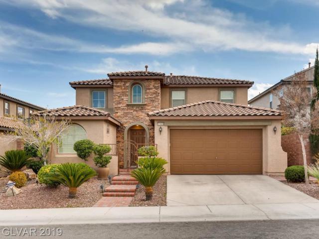 11433 Valentino, Las Vegas, NV 89138 (MLS #2076859) :: Vestuto Realty Group