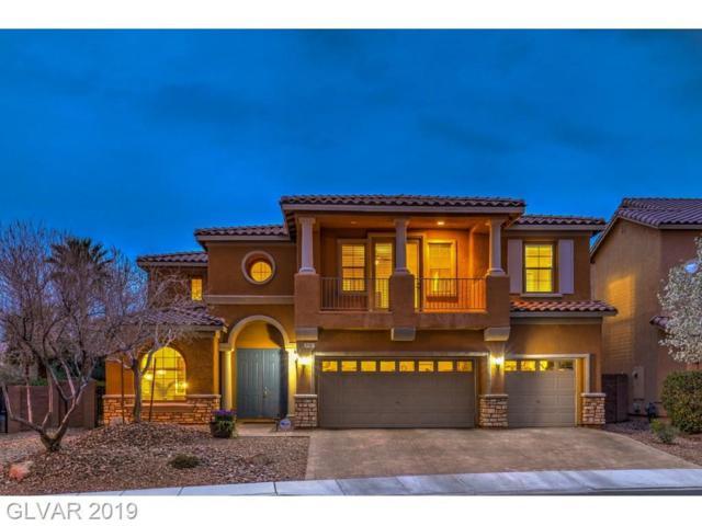 7137 Puetollano, North Las Vegas, NV 89084 (MLS #2076880) :: Vestuto Realty Group