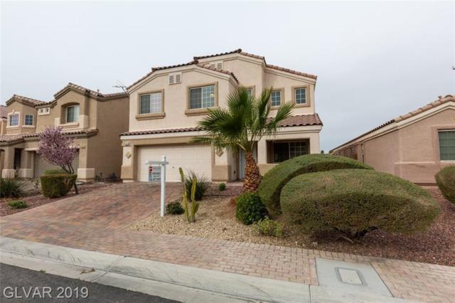 5529 Meridian Rain, Las Vegas, NV 89031 (MLS #2076897) :: Vestuto Realty Group
