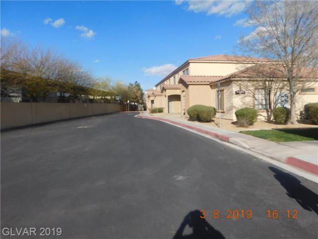2020 Rancho Lake #107, Las Vegas, NV 89108 (MLS #2076968) :: Trish Nash Team
