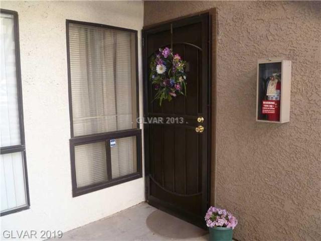3151 Soaring Gulls #1040, Las Vegas, NV 89128 (MLS #2077017) :: The Snyder Group at Keller Williams Marketplace One