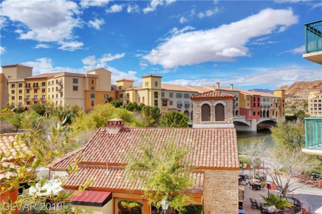30 Strada Di Villaggio #205, Henderson, NV 89011 (MLS #2077051) :: Vestuto Realty Group
