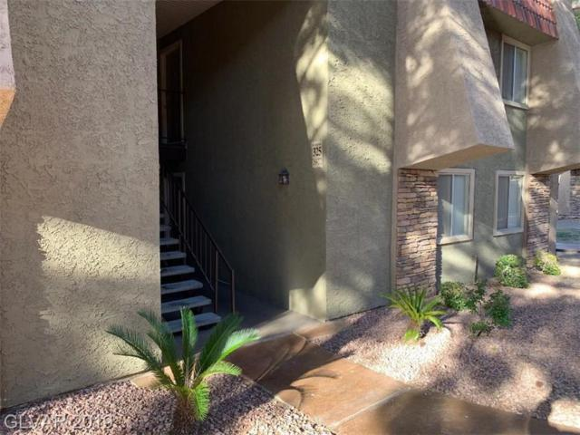 5251 Indian River #269, Las Vegas, NV 89103 (MLS #2077112) :: Vestuto Realty Group