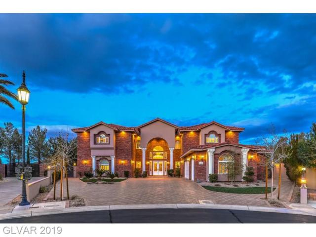776 Bolle, Henderson, NV 89012 (MLS #2077144) :: The Snyder Group at Keller Williams Marketplace One