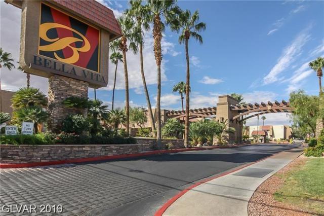 4954 River Glen #127, Las Vegas, NV 89103 (MLS #2077145) :: Trish Nash Team