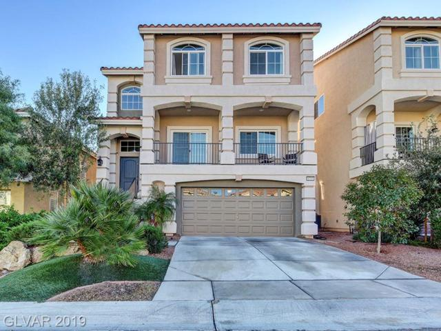 6735 Treble Clef, Las Vegas, NV 89139 (MLS #2077147) :: Five Doors Las Vegas