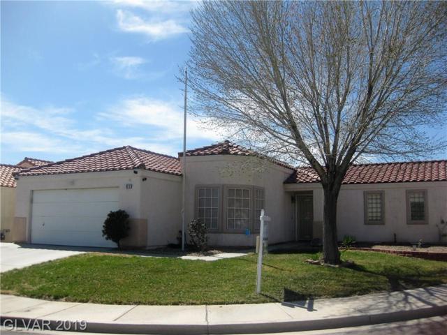 1073 Blue Sands, Henderson, NV 89011 (MLS #2077154) :: Vestuto Realty Group