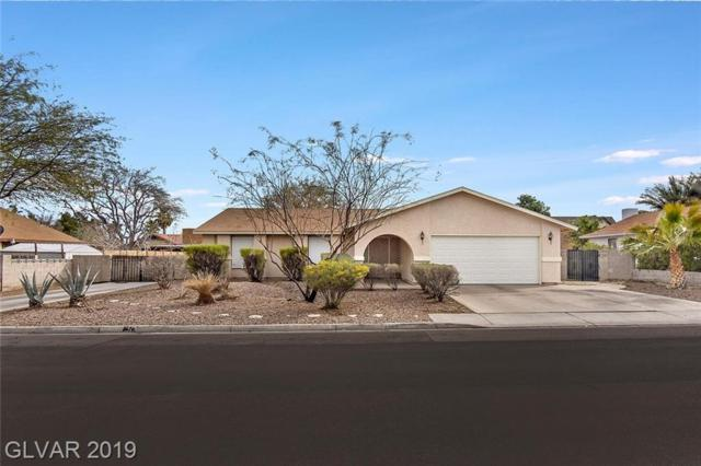 4525 Philadelphia, Las Vegas, NV 89104 (MLS #2077202) :: The Snyder Group at Keller Williams Marketplace One