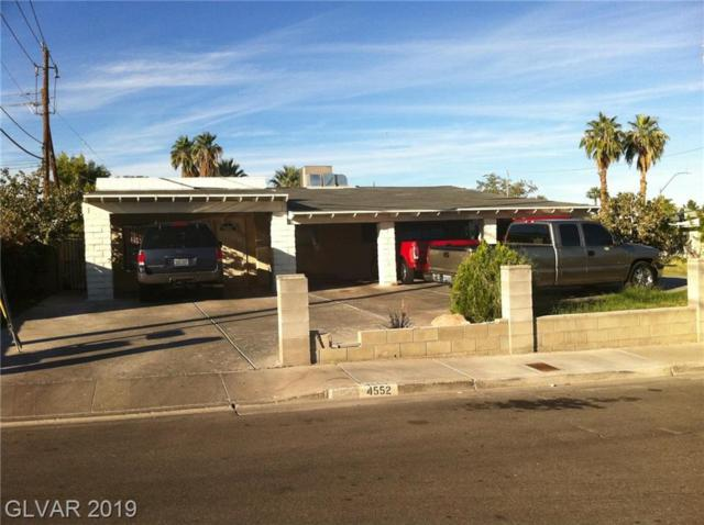 4552 Swandale, Las Vegas, NV 89121 (MLS #2077212) :: The Snyder Group at Keller Williams Marketplace One
