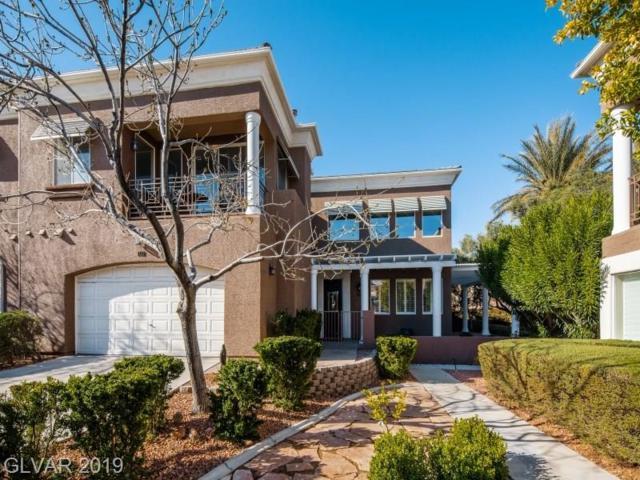 1405 San Juan Hills #102, Las Vegas, NV 89134 (MLS #2077233) :: Vestuto Realty Group