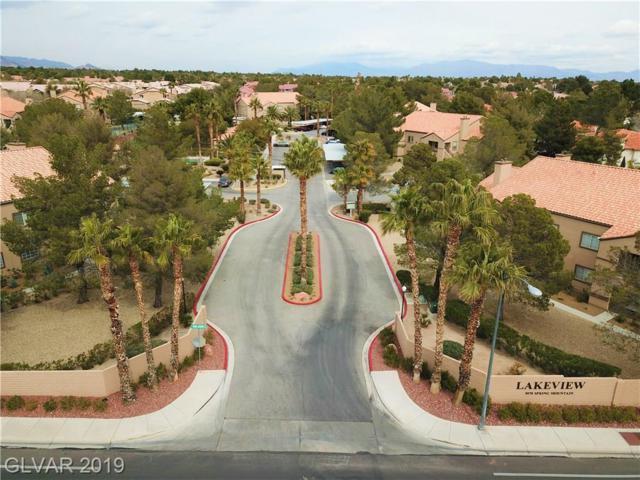 3450 Erva #156, Las Vegas, NV 89117 (MLS #2077247) :: Trish Nash Team