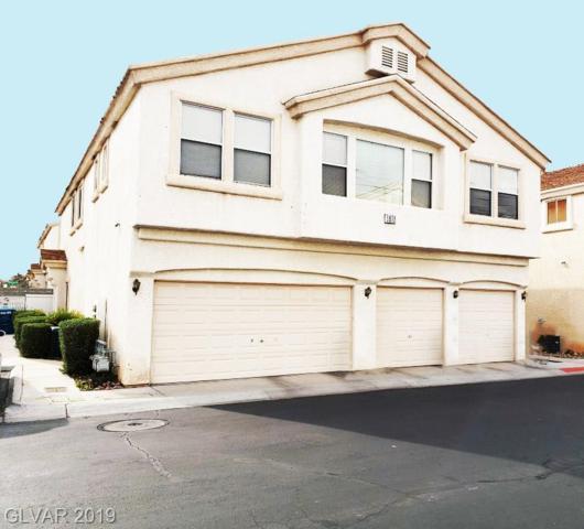 5929 High Steed #102, Las Vegas, NV 89011 (MLS #2077348) :: Vestuto Realty Group