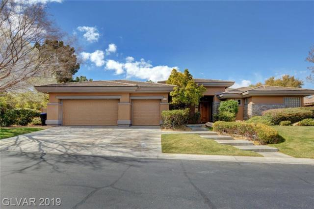 45 Anthem Creek, Henderson, NV 89052 (MLS #2077387) :: The Snyder Group at Keller Williams Marketplace One