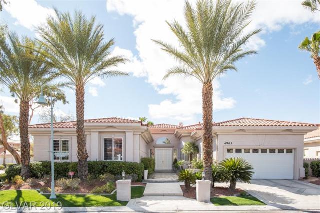 4963 Mesa Capella, Las Vegas, NV 89148 (MLS #2077454) :: Vestuto Realty Group
