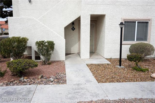 716 Yacht Harbor #104, Las Vegas, NV 89145 (MLS #2077570) :: Vestuto Realty Group