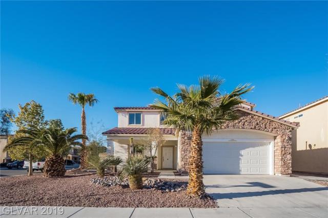 3520 Tertulia, North Las Vegas, NV 89081 (MLS #2077672) :: Vestuto Realty Group