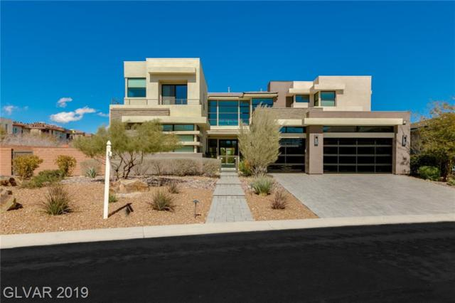 36 Hunting Horn, Las Vegas, NV 89135 (MLS #2077697) :: Vestuto Realty Group